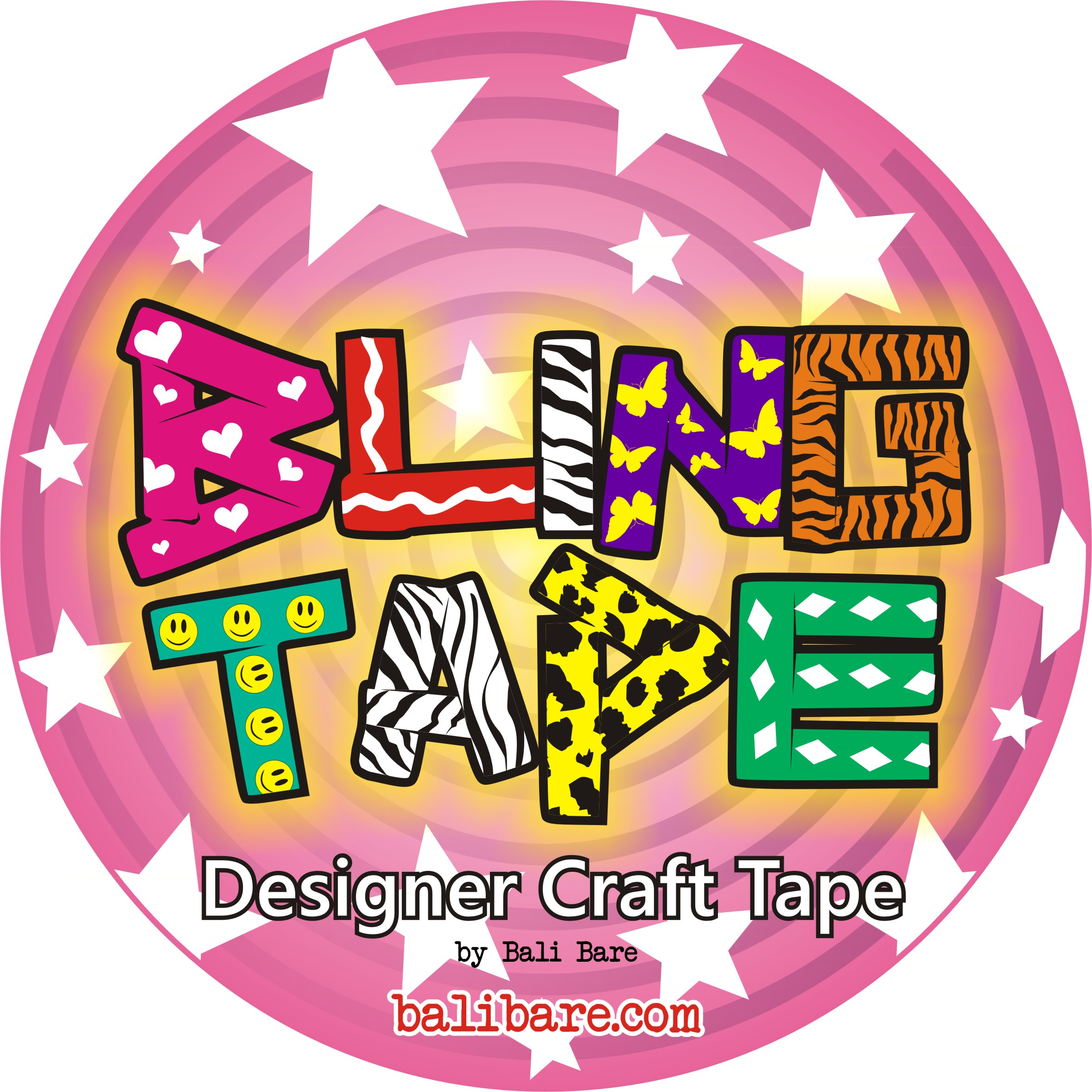 BLING TAPE by Bali Bare