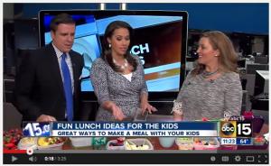 My video segment on ABC