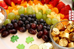 Fruit Rainbow Tray