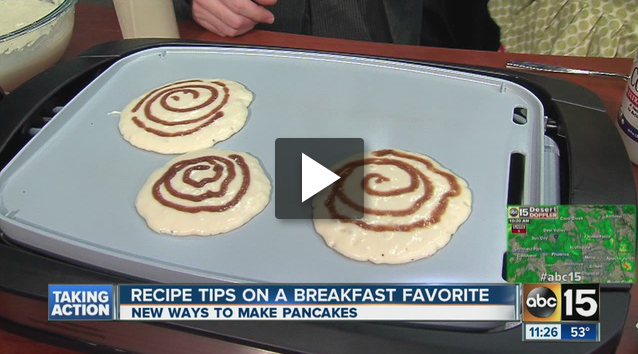 Pancakes of ABC 15