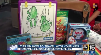 Tips on Travel with the kids