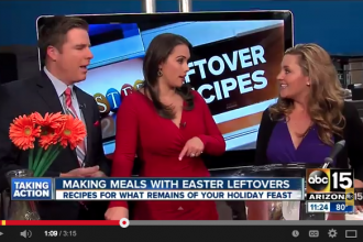 RECIPE IDEAS FOR LEFTOVER EASTER HAM
