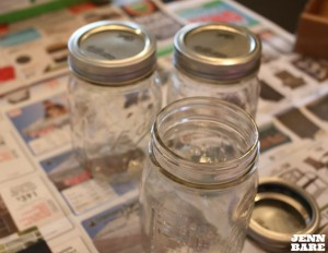 Empty Ball Jars