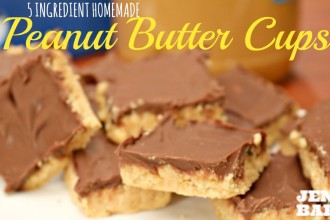 Homemade PB Cups