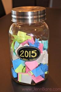2015 Good Things Jar