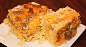 5-Ingredient Slow Cooker Breakfast Casserole