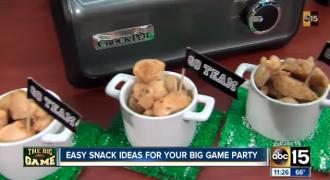 Super Bowl Snack Ideas