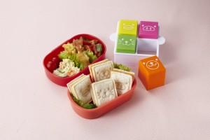 bento sandwich cubes