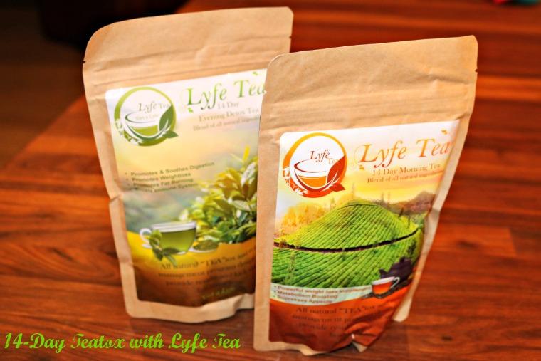 14-Day Teatox with Lyfe Tea