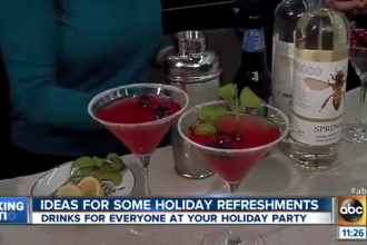 HOLIDAY ENTERTAINING: DRINKS FOR EVERY GUEST