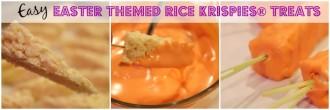 carrot rice krispies