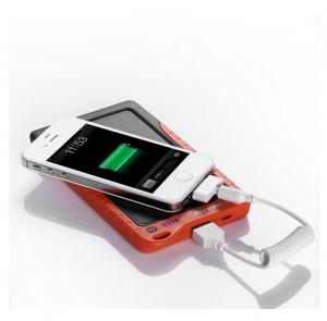 Poweradd™ Apollo 7200mAh Portable USB Charger Power Bank (Solar)