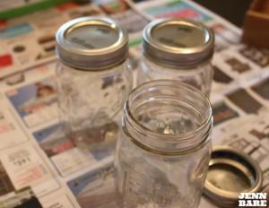Empty Ball Jars